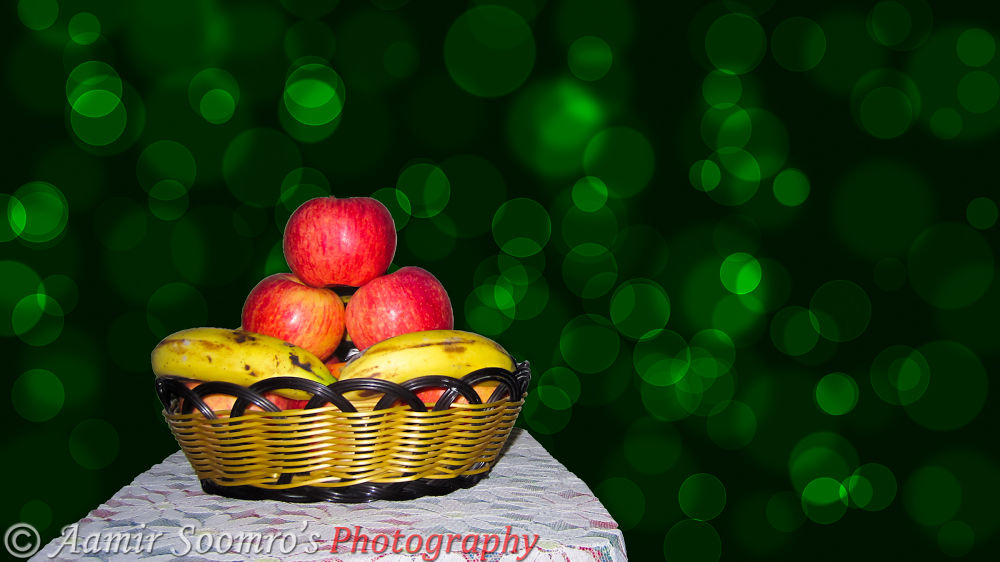 Fruit Basket by aamir
