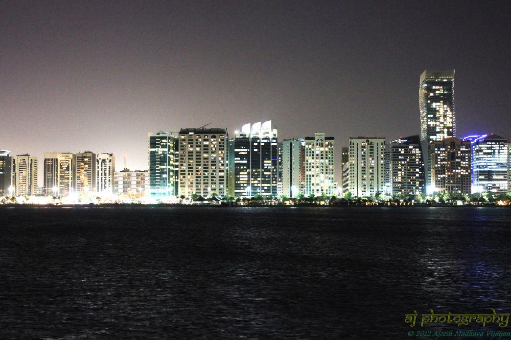 Abu Dhabi Corniche by SacredLove