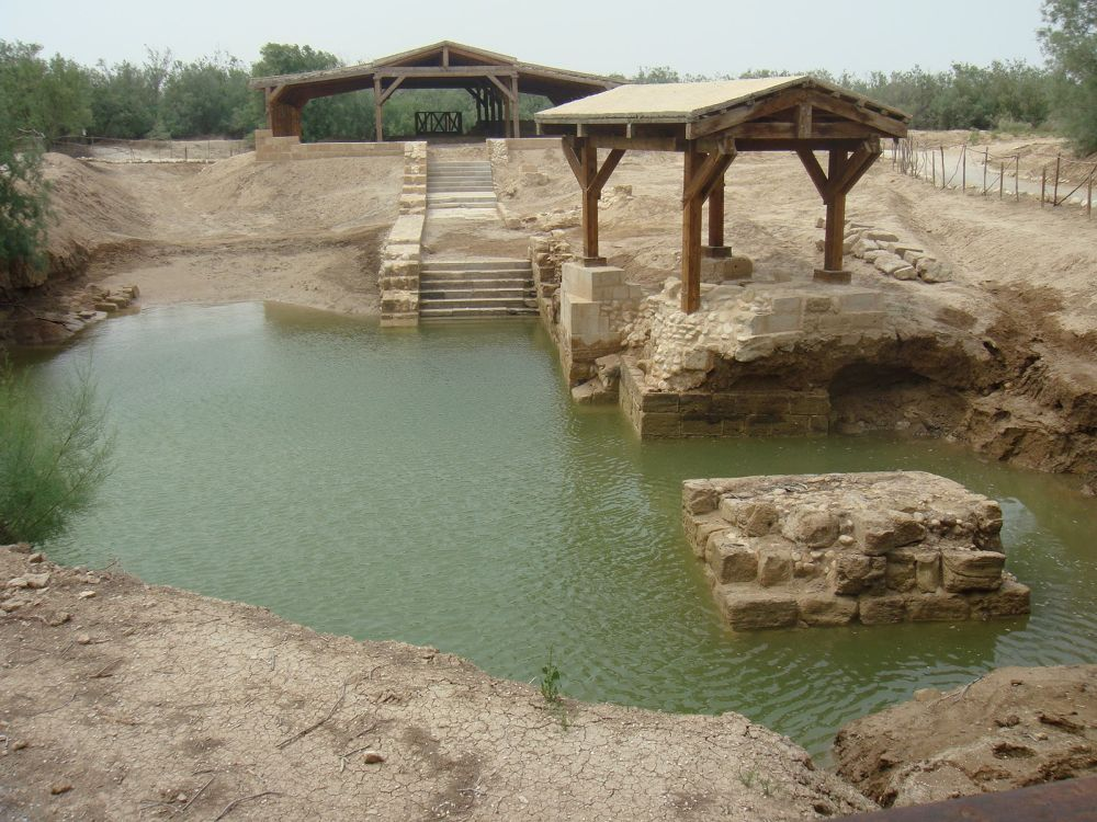 jordan river baptism site of Jesus photograph hi res Bethany_(5) by issamtwaissi