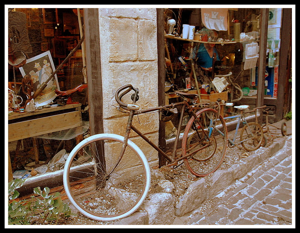 Bicycles by PaulMoss
