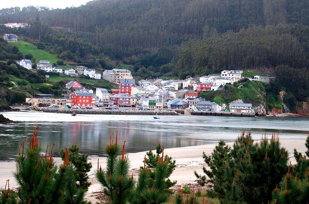 O Barqueiro (Galicia) Spain. by Ana Docal