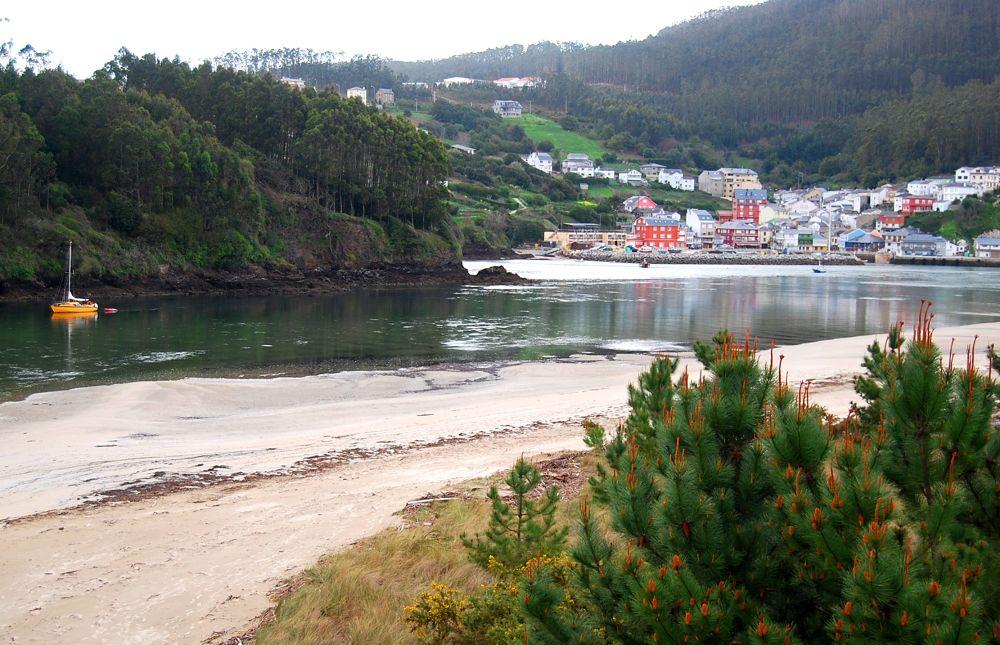 Sor River (Galicia) Spain. by Ana Docal