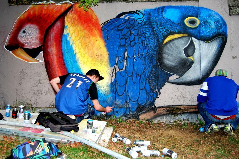 Photo in Fine Art #galicia #graffiti #2013 #art