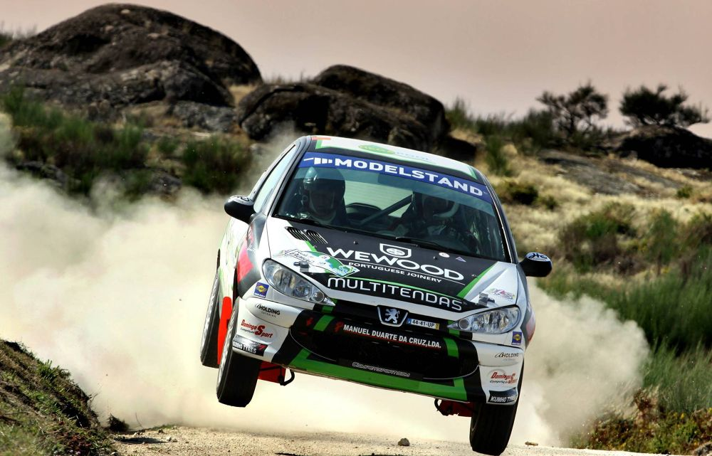 Peugeot 206 GTi rally by hspublicidade