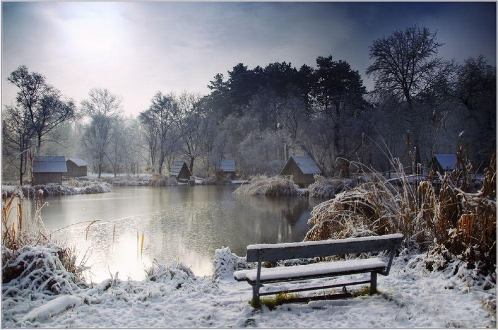 White silence by dantedarker
