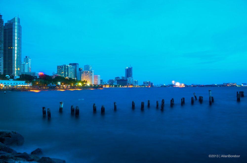 The Bay by Allan Borebor