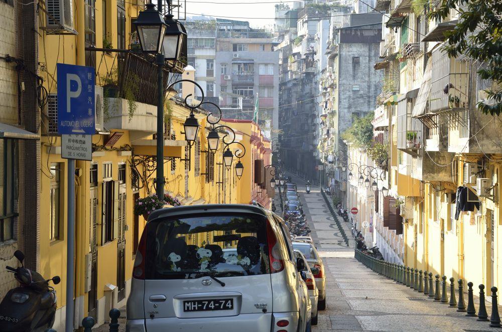 Macau by lauhenry