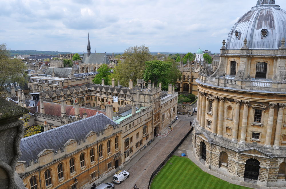 Photo in Architecture #radcliffe camera #oxford
