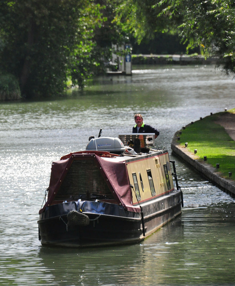 Photo in Rural #the river thames #oxford