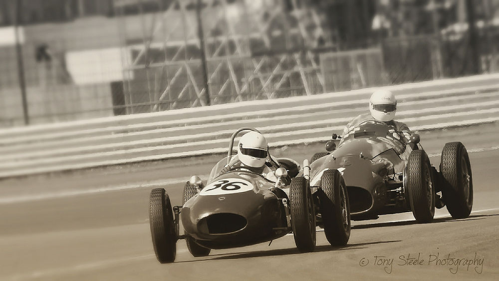 The 2013 Silverstone Classic by Tony Steele