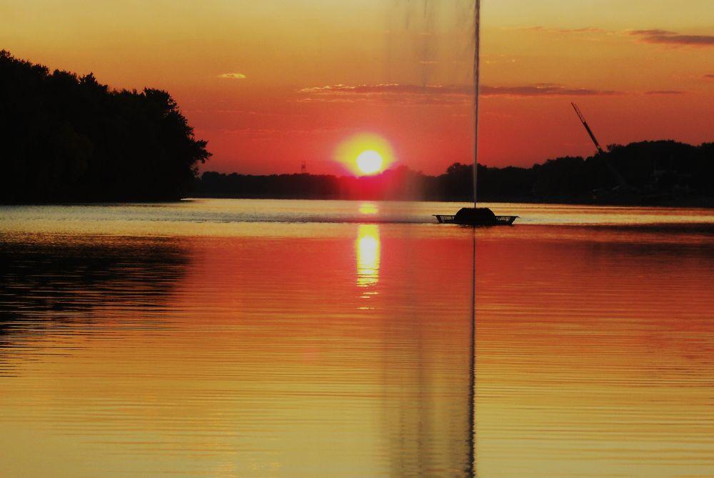 SUNSET 2 by SLADJANA VASIC