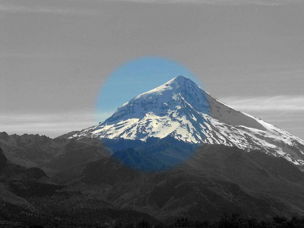 Volcan Chileno Osorno by marisabelcaferri