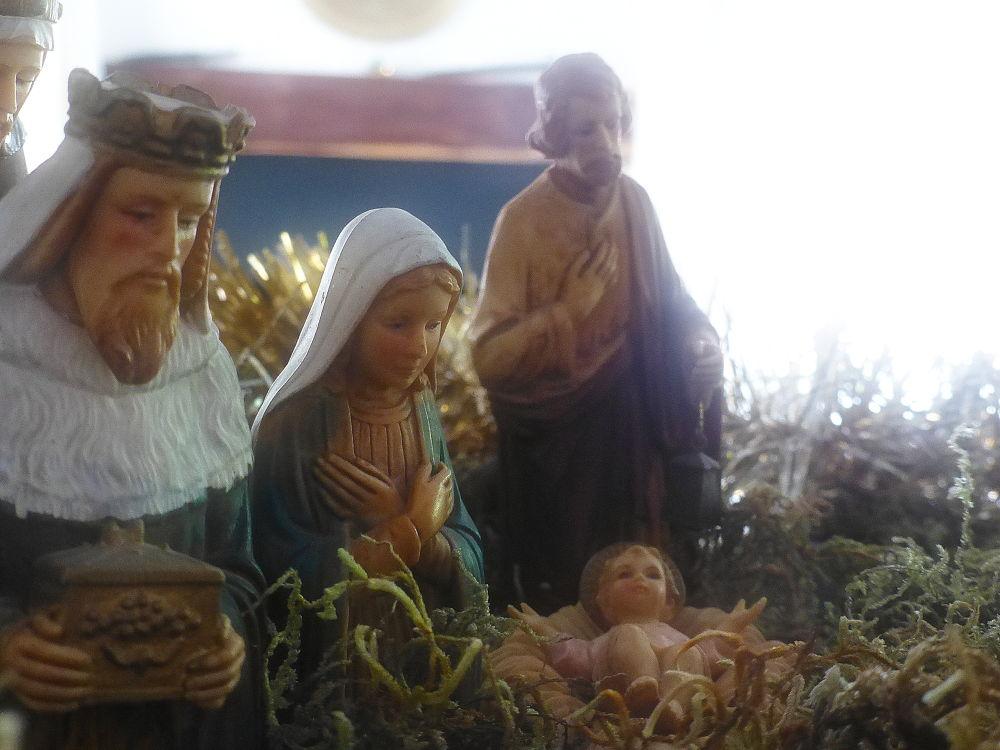 Escena navideña. by marisabelcaferri