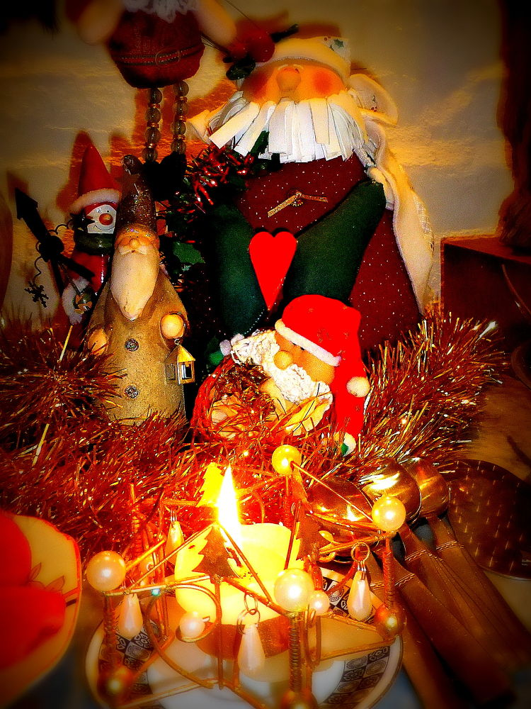 Feliz Navidad 2013 para todos mis amigos de Youpic . by marisabelcaferri