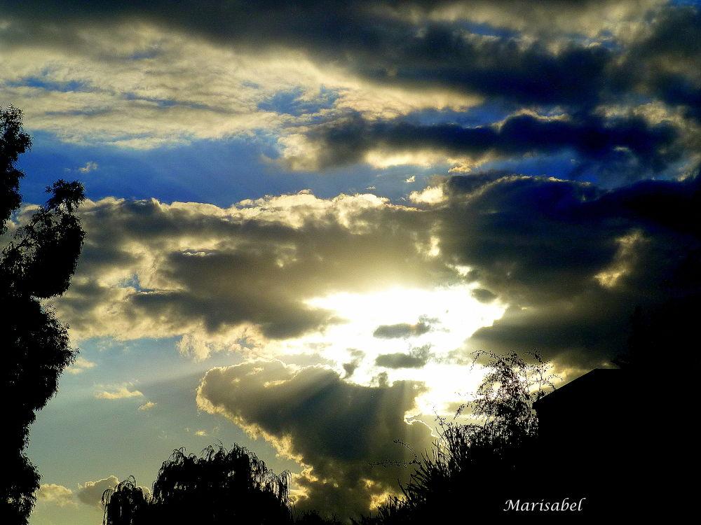 Atardecer soñado.... by marisabelcaferri
