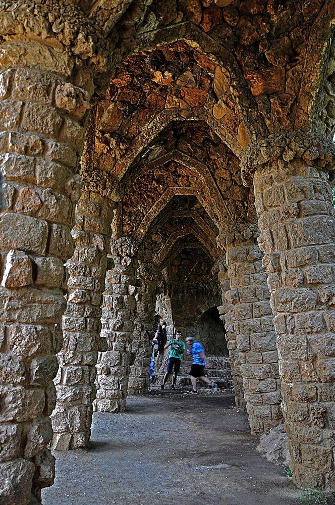 Gaudi (1) by  Nur Keyder