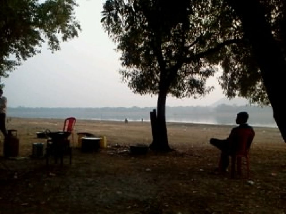 picnic by Abhik Bhattacharya