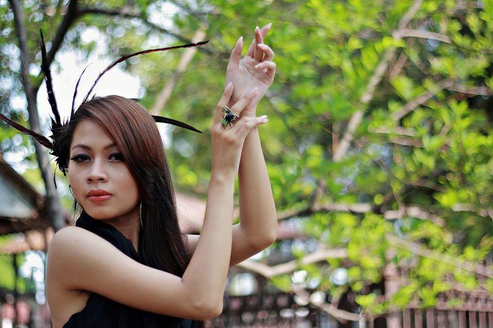 Glamour by dadangdwihartomo