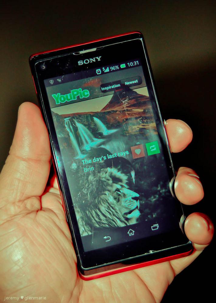 YouPic Mobile APPS by Acquiro Fotografia