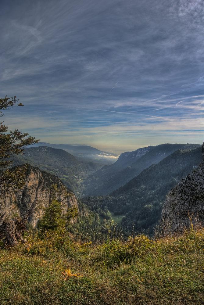 Photo in Landscape #creux du van #switzerland