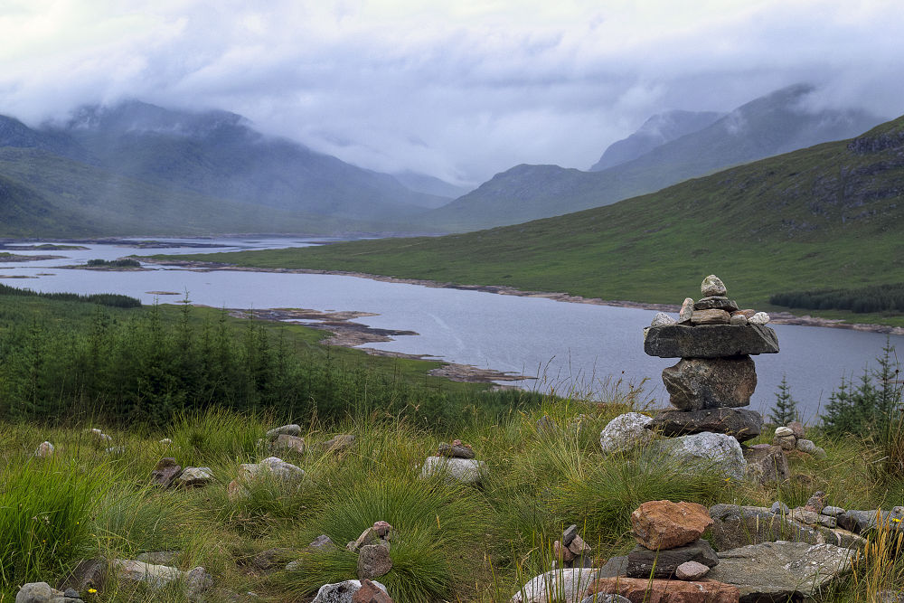 Loch Loyne by MarieJirousek
