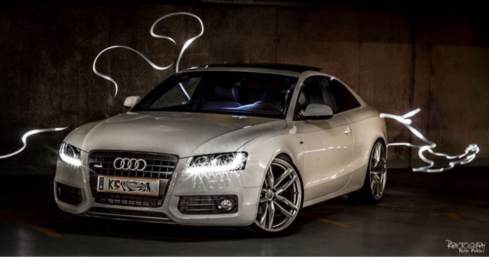 Audi by RPhotography.Ruth