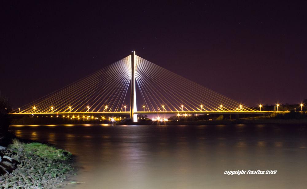 Suir Bridge, Waterford by fotofitz