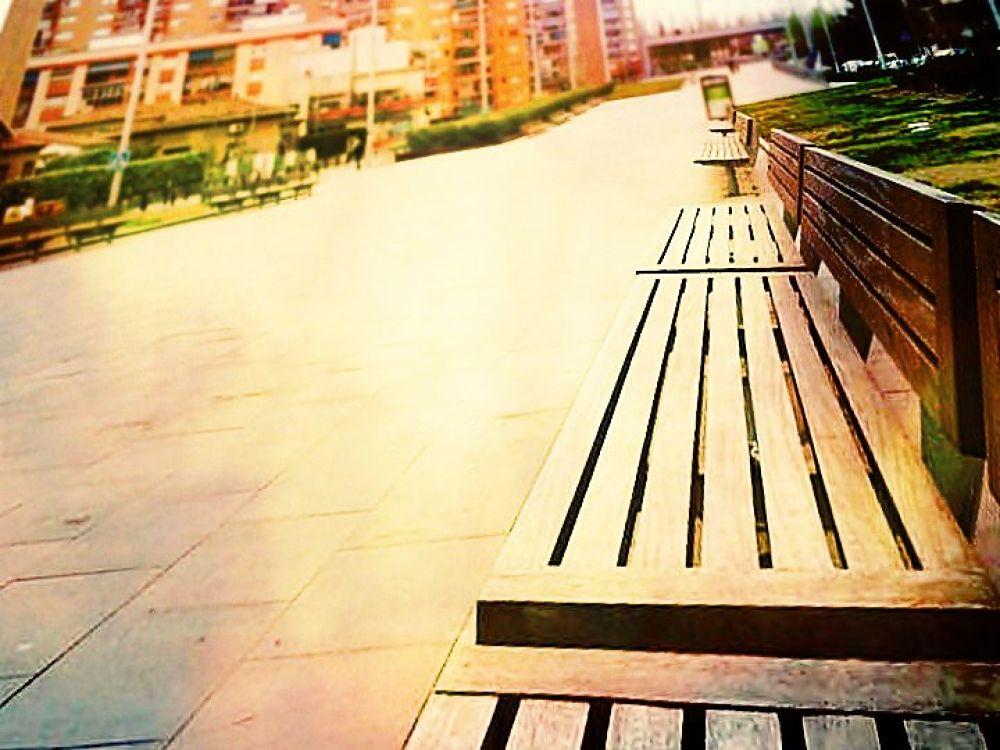 Sunny Park by Katya Cruz