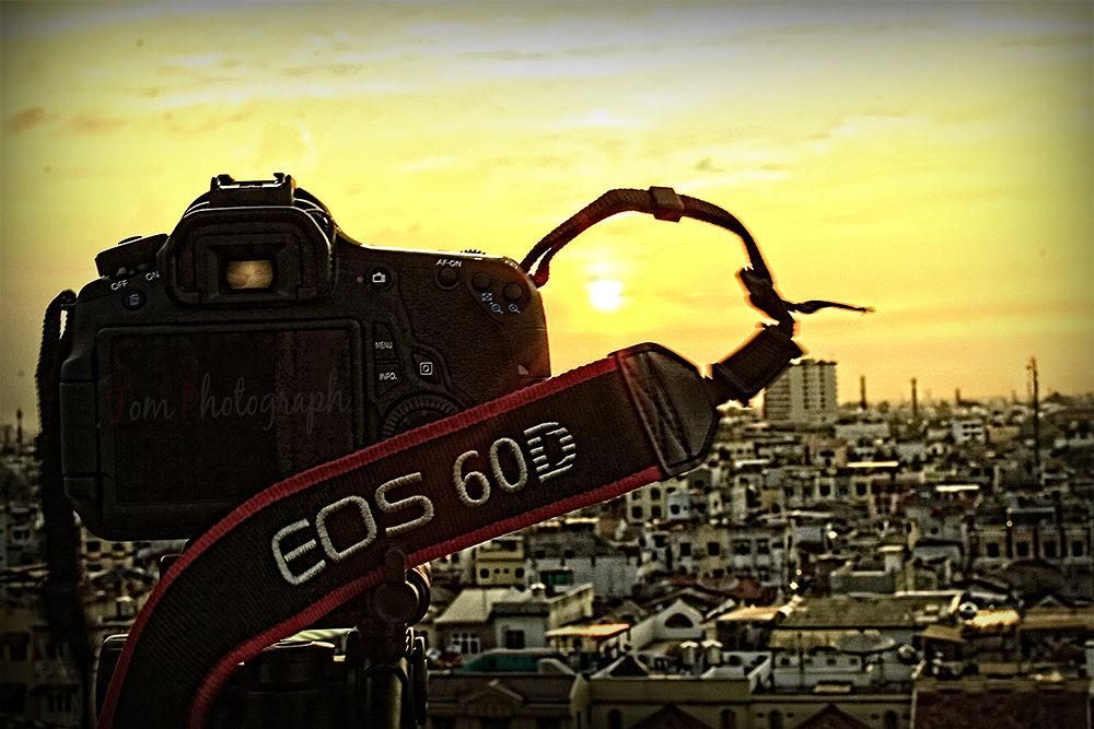 my camera EOS 60D by tommoris5