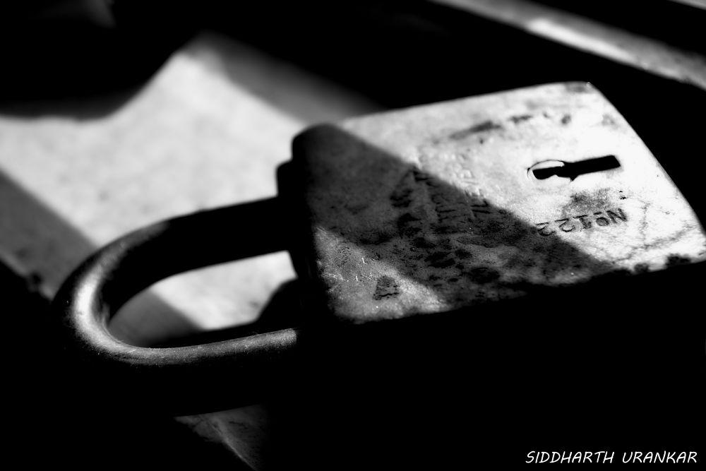 lock by Siddharth Urankar