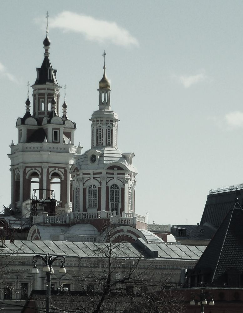 Moscow by IS3ivan