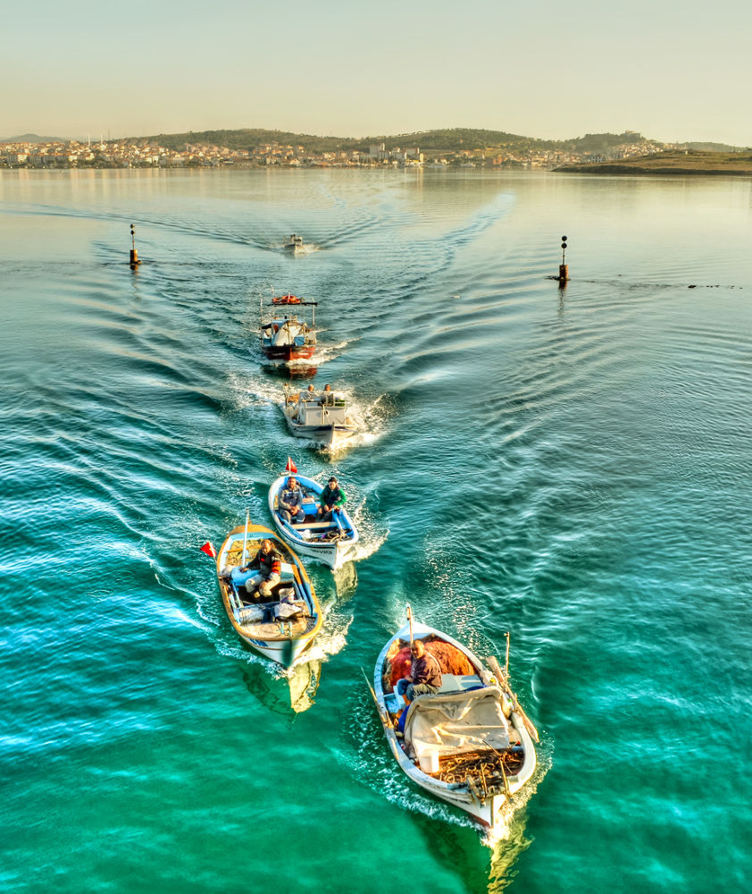 route by Metin Ucak