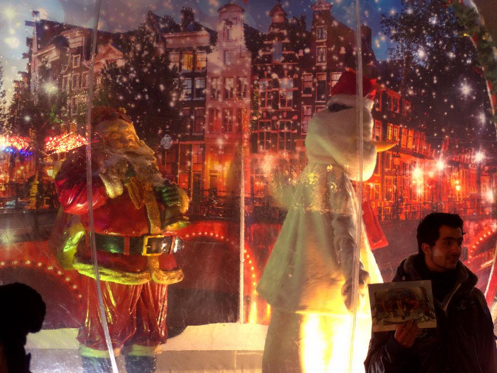 The Ghosts of Christmas by igorkatalnikov