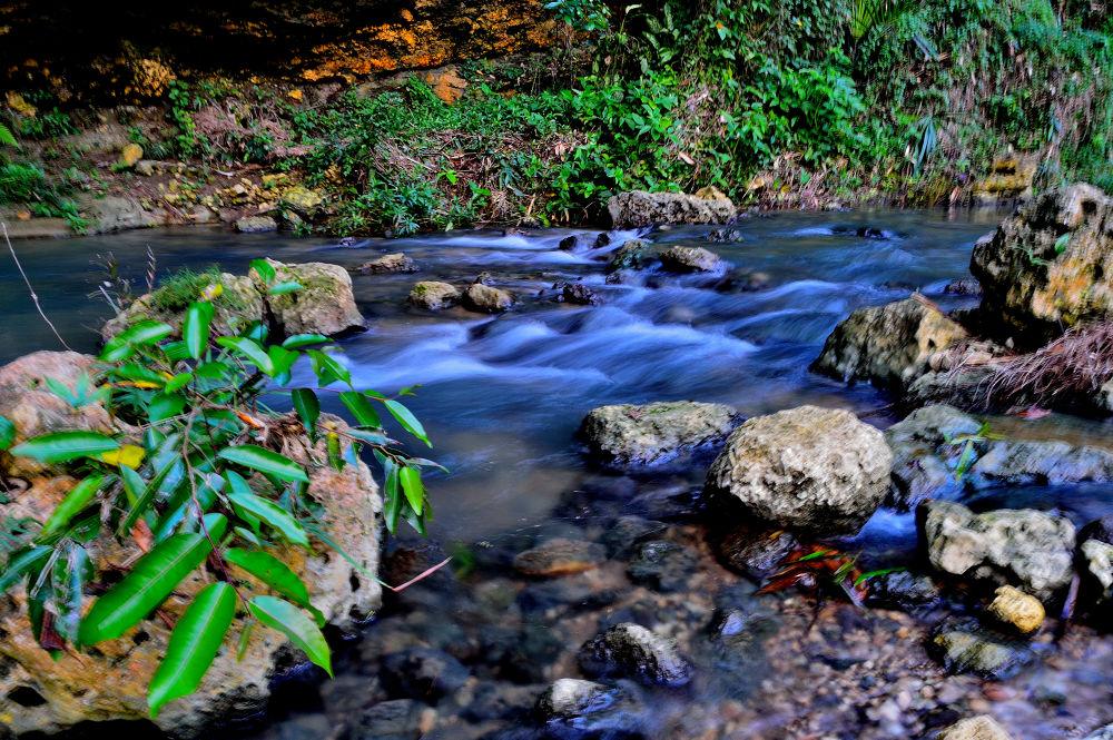river... by owen s. duazo