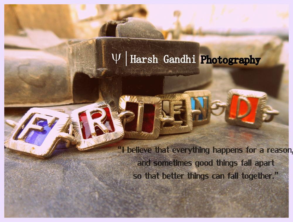 Friendship  by Harsh Gandhi