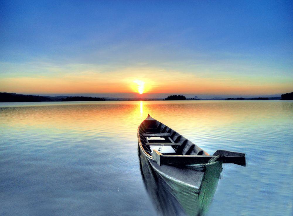 Sunrise by Maulana Al Malik