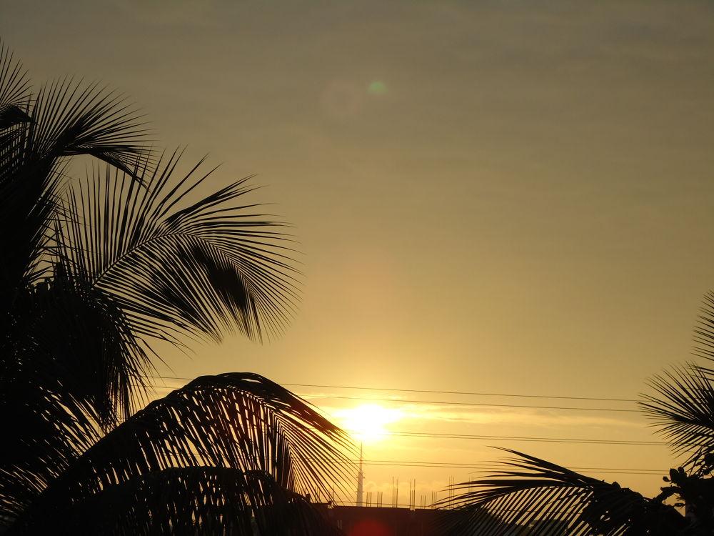 Sunrise by abhijithsonu7