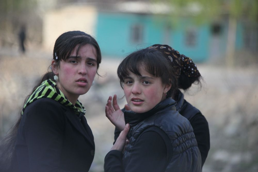 Girls from Sogdiana! by akmal5825
