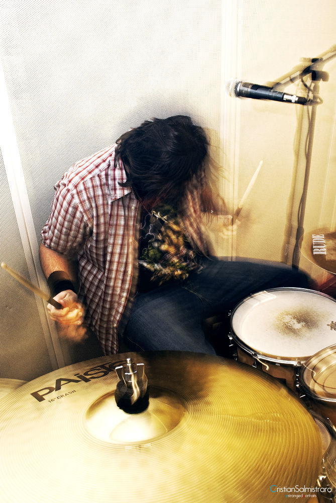 The Drummer by CristianSalmistraro