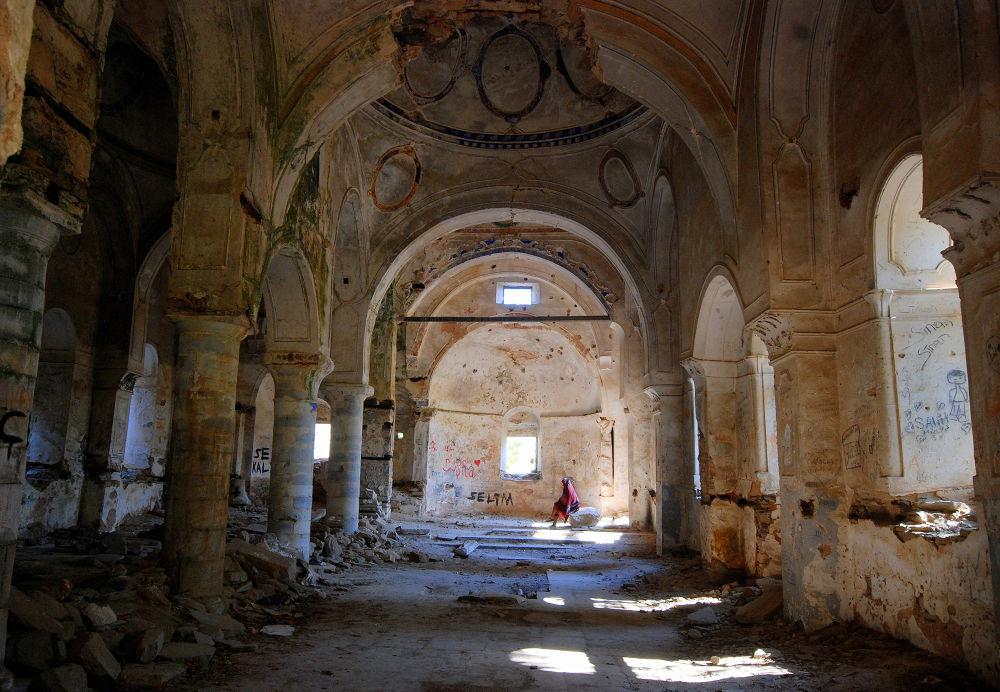 Photo in Random #church #tarihi yerler #historical places #aydın