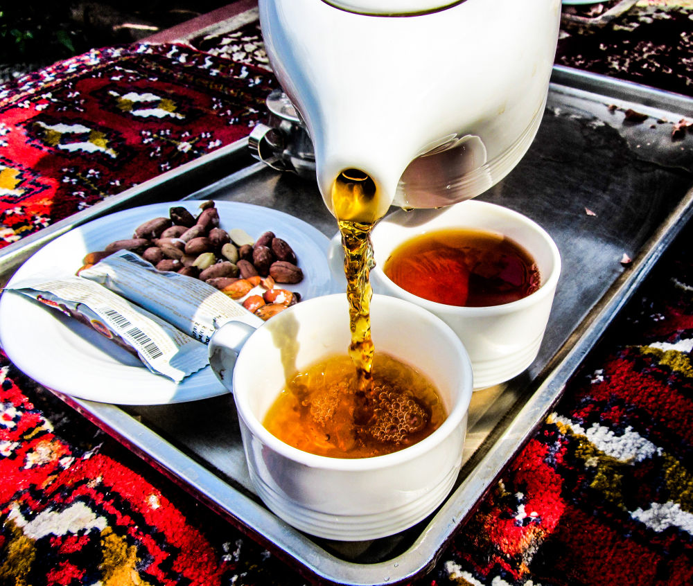 Tea by Mina