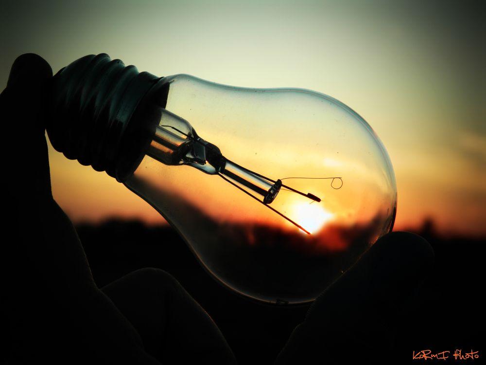 Light. by Kormos Alexandra