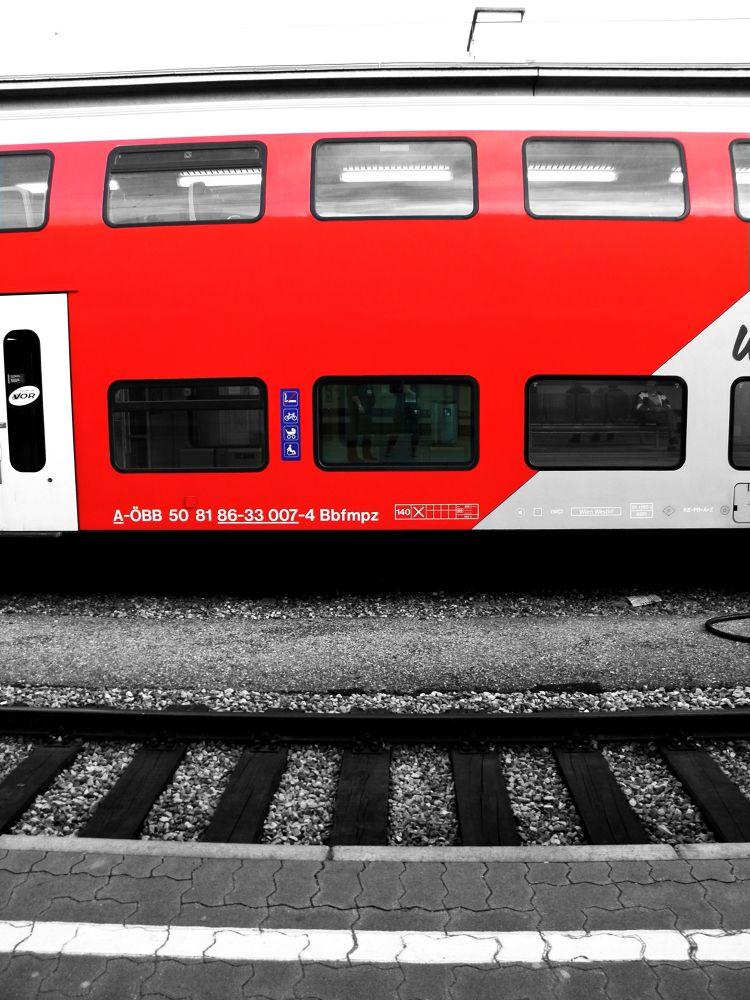 train by Kormos Alexandra