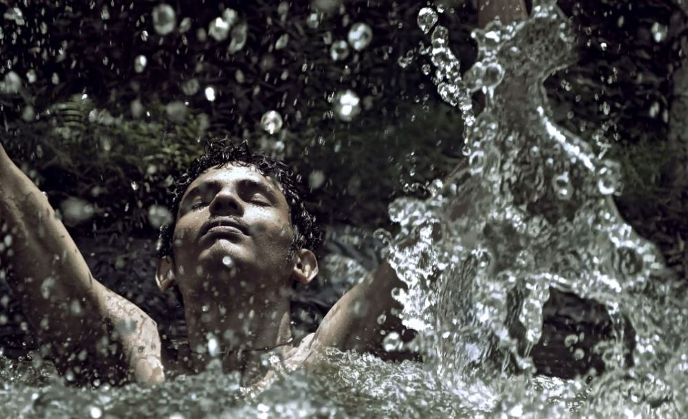Splash by ebin baby