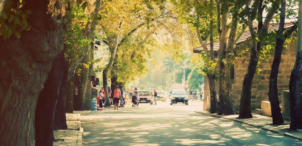 quiet street .. by dnyphoto