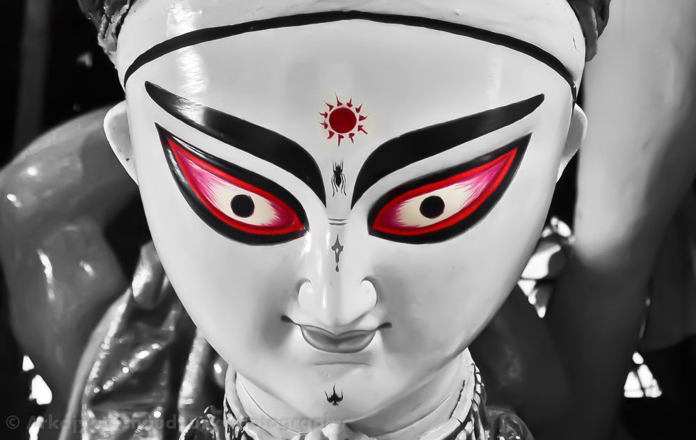 Jago Durga Jaago Dashapraharanadharini   !! by Arkajyoti Choudhury