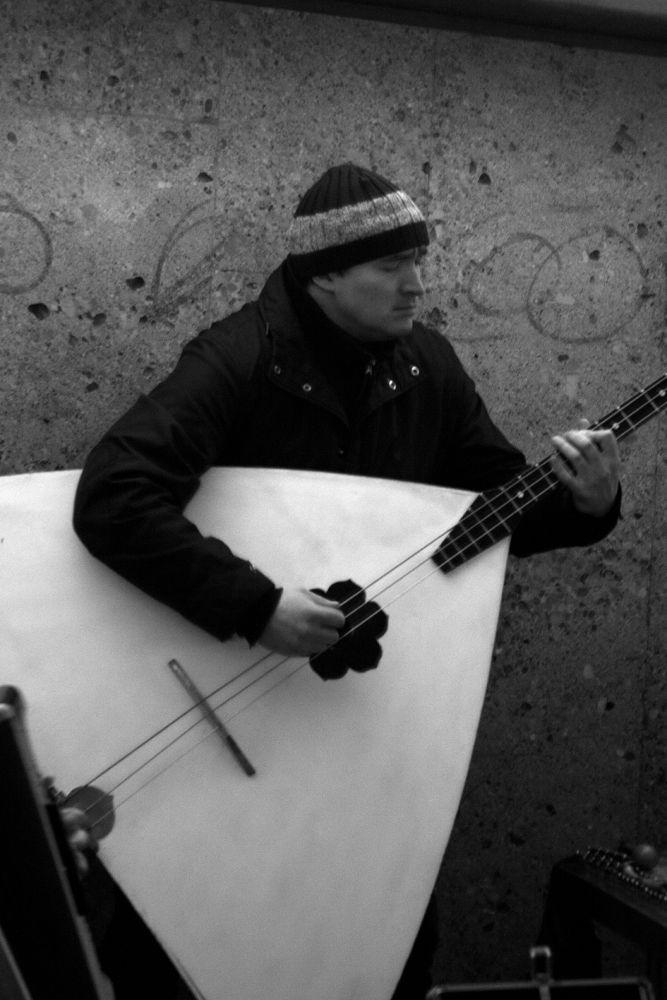 musician by Vatos Paraskevas