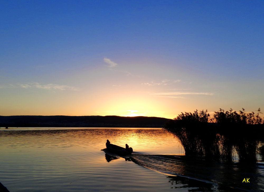 LAKE OF IOANNINA by thanasiskrommidas