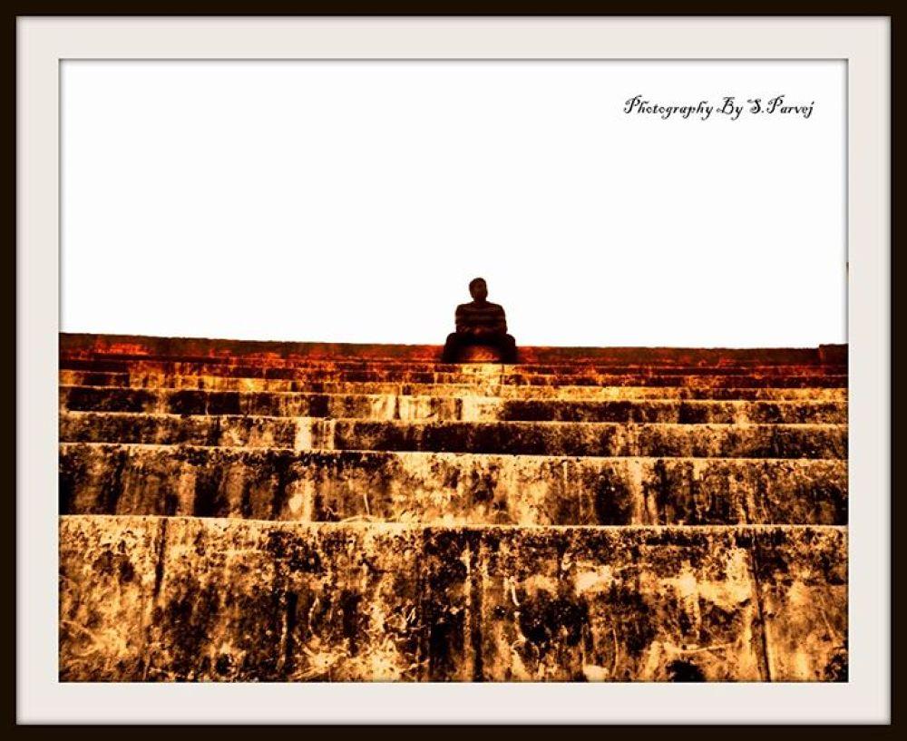 Alone !!! by Salim Parvej