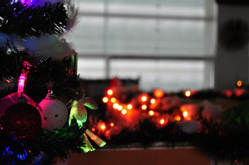 Now... Where's Santa? by Rie